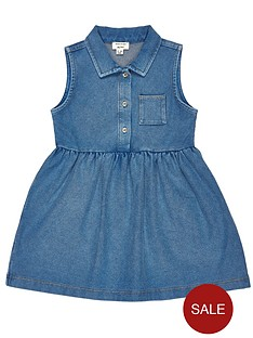 river-island-mini-girls-denim-look-jersey-dress