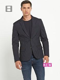 river-island-mens-cotton-quilted-blazer