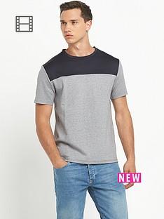 river-island-mens-bonded-blocking-t-shirt