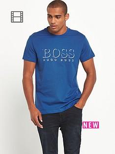 hugo-boss-mens-short-sleeve-logo-t-shirt-blue