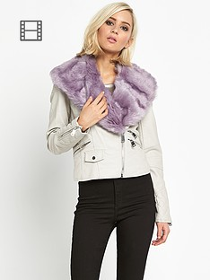 river-island-coloured-faux-fur-pu-jacket