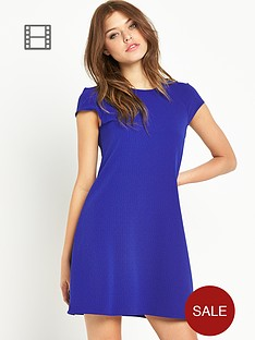 river-island-cobalt-swing-dress