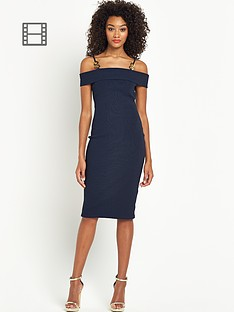 river-island-bardot-midi-column-dress