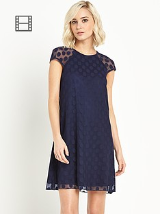 river-island-spot-swing-dress