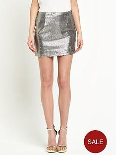 river-island-sequin-mini-skirt