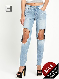 river-island-ultimate-boyfriend-busted-knees-jeans