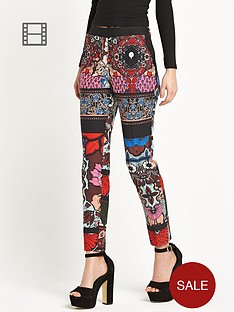 river-island-print-cigarette-trousers