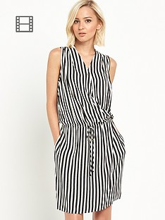 river-island-stripe-wrap-shirt-dress