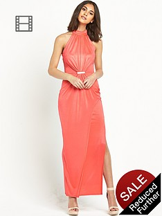 river-island-drape-maxi-dress