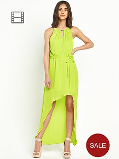 river-island-halter-neck-trim-maxi-dress