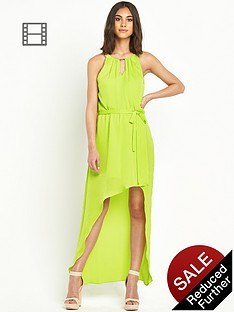 river-island-halter-neck-trim-maxi-dress