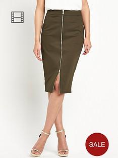 river-island-zip-front-pencil-skirt