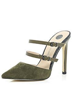 river-island-point-toe-mule-heeled-shoes