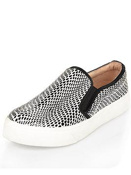 river-island-mono-print-slip-on-skater-shoe-plimsolls