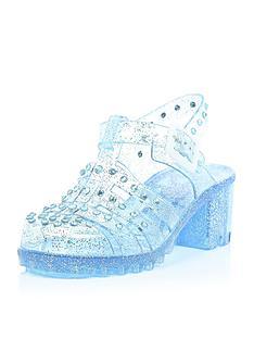 river-island-girls-block-heel-glitter-jelly-shoes