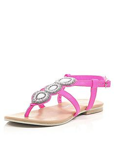 river-island-embellished-barely-there-sandals