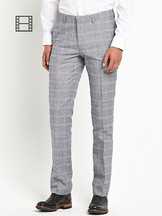 river-island-mens-grey-check-slim-suit-trousers