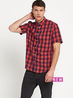 river-island-mens-short-sleeve-shirt