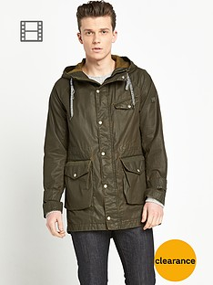 boss-orange-mens-wax-coated-parka