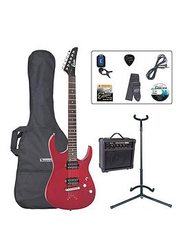 encore-electric-guitar-outfit-thru-red