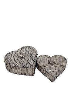 set-of-2-heart-shaped-lidded-baskets