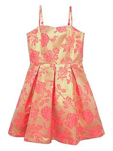 v-by-very-girls-strappynbsppremium-jacquard-prom-dress
