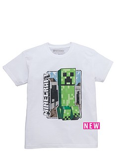 minecraft-vintage-creeper-t-shirt