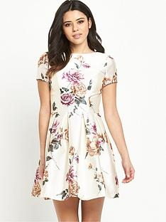 chi-chi-london-cap-sleeve-floral-print-prom-dress