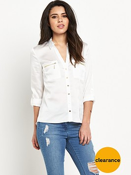 lipsy-zips-pocket-blouse