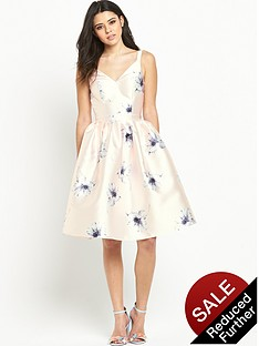 chi-chi-london-floral-v-neck-full-midi-prom-dress