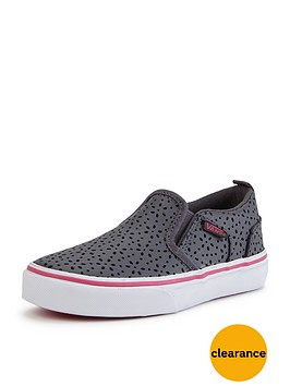 vans-asher-slip-on-perf-flowers-children