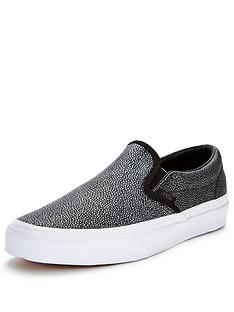 vans-vans-classic-slip-on-embossed-stingray
