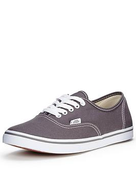 Vans Authentic Lo Pro - Grey