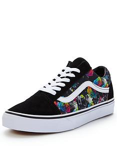 vans-old-skool-rainbow-floral