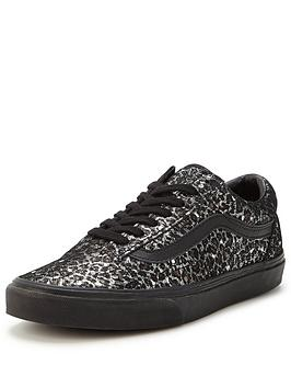 vans-old-skool-metallic-leopard