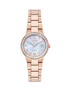 citizen-citizen-eco-drive-silhouette-crystal-mother-of-pearl-rose-gold-tone-stainless-steel-bracelet-ladies