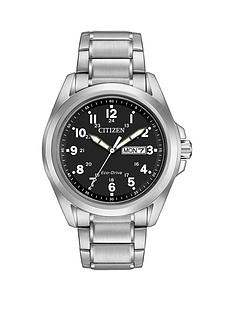 citizen-citizen-eco-drive-sport-black-dial-day-date-stainless-steel-bracelet-watch-mens-watch