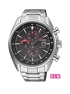 citizen-citizen-eco-drive-sport-black-dial-chronograph-stainless-steel-bracelet-mens-watch