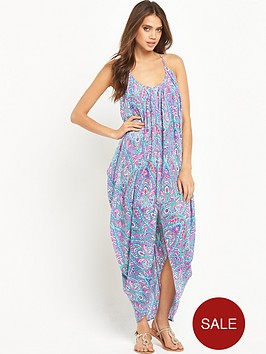 v-by-very-cocoon-sheer-beach-dress