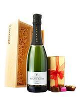Champagne and Chocolates Indulgent Gift