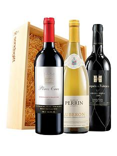 virgin-wines-classic-trio-in-wooden-box