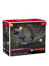 Speedlink Black Widow XE PC Gaming Flight Stick Black