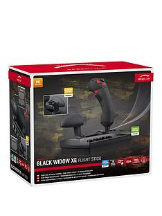 speedlink-speedlink-black-widow-xe-pc-gaming-flight-stick-black