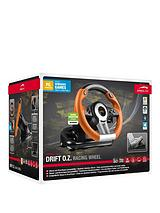 Speedlink Drift O.Z. PC Gaming Racing Wh