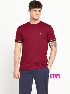 lyle-scott-lyle-amp-scott-sport-piping-t-shirt