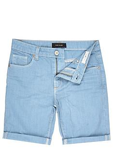 river-island-boys-light-blue-denim-turn-up-shorts