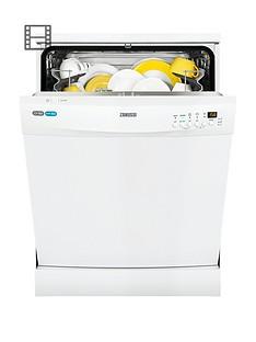 Zanussi ZDF26001WA 13-Place Dishwasher - White