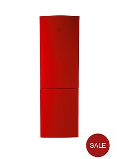 swan-sr9054r-60cm-wide-fridge-freezer-red