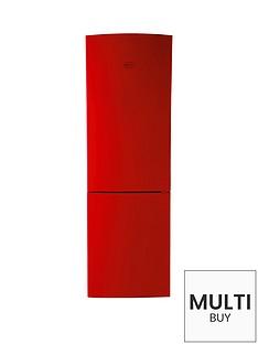 swan-sr9054r-60cm-wide-fridge-freezer-red