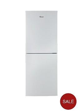 swan-sr9091w-55cm-wide-fridge-freezer-white